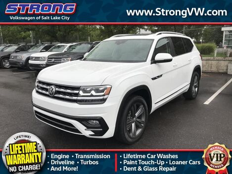 2019_Volkswagen_Atlas_3.6L V6 SEL R-Line AWD_ Salt Lake City UT