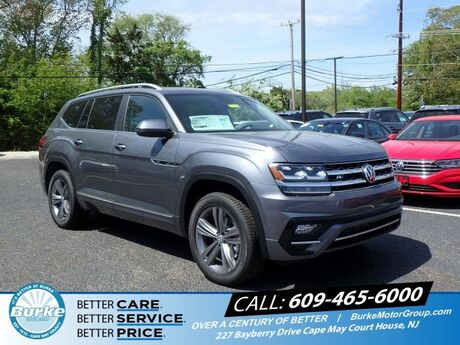 2019 Volkswagen Atlas 3.6L V6 SEL R-Line South Jersey NJ