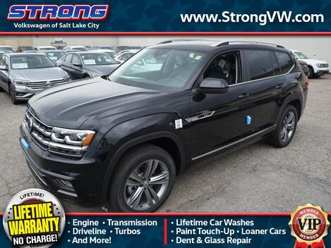 2019_Volkswagen_Atlas_3.6L V6 SEL R-Line_ Salt Lake City UT