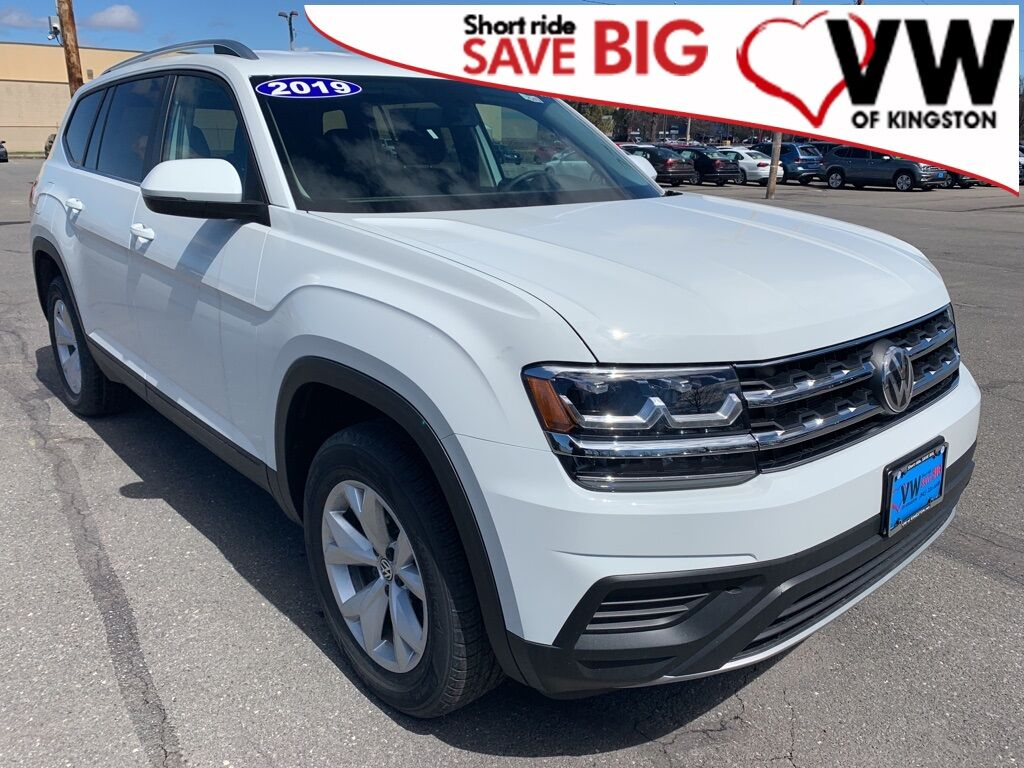 2019_Volkswagen_Atlas_S 4Motion_ Kingston NY