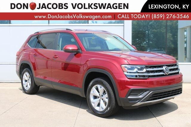 2019 Volkswagen Atlas S 4Motion Lexington KY