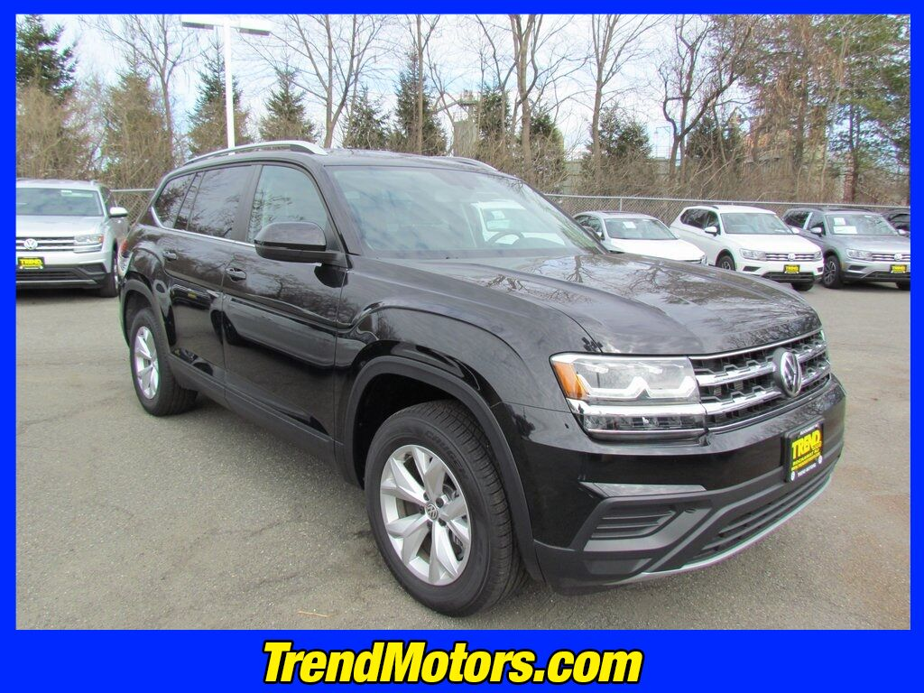 2019 Volkswagen Atlas S 4Motion Rockaway NJ