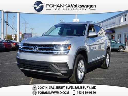 2019_Volkswagen_Atlas_S_ Salisbury MD