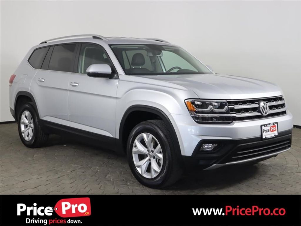 2019 Volkswagen Atlas SE 4MOTION 3.6L V6 w/3rd Row Seating Maumee OH