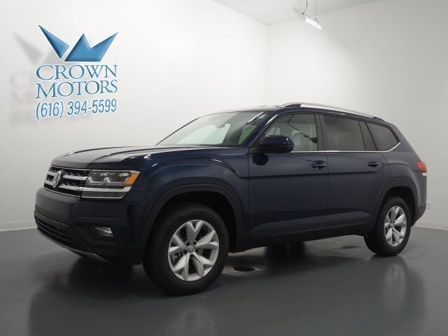 2019 Volkswagen Atlas SE 4Motion Holland MI
