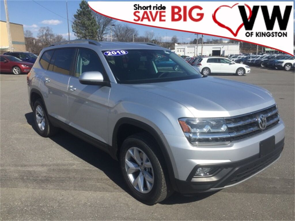 2019_Volkswagen_Atlas_SE 4Motion_ Kingston NY