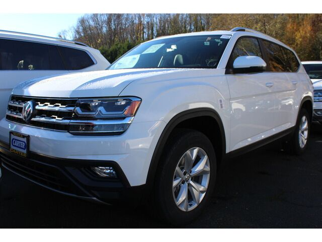 2019 Volkswagen Atlas SE 4Motion w/ tow package Seattle WA