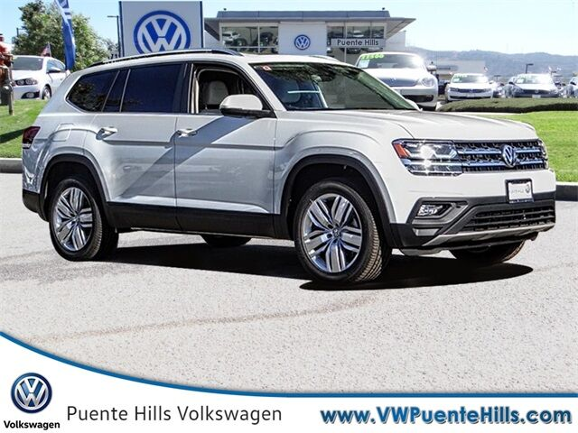 2019 Volkswagen Atlas SE City of Industry CA