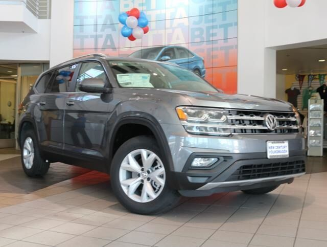 2019 Volkswagen Atlas SE Downtown LA CA