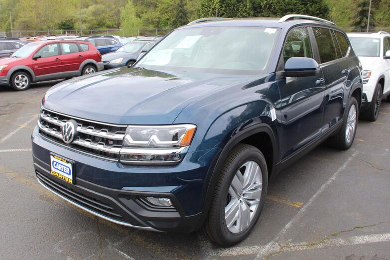 2019 Volkswagen Atlas SE/TECH W/MOONROOF/20