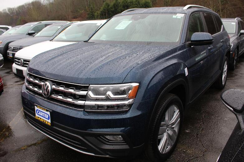 2019 Volkswagen Atlas SE TECH W/ TOW PACKAGE & 20