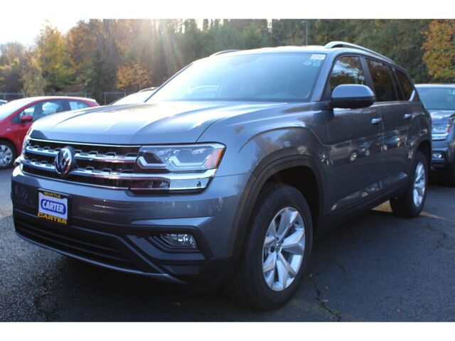 2019 Volkswagen Atlas SE TECH w/ Tow Package Seattle WA