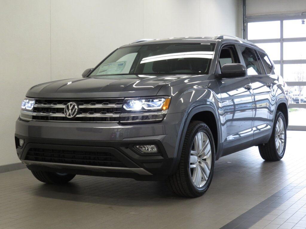 2019 Volkswagen Atlas SE w/Technology and 4Motion Topeka KS