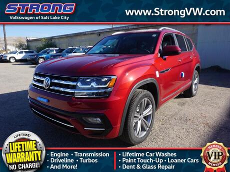 2019 Volkswagen Atlas SE W/TECH R-LINE AWD Salt Lake City UT