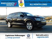 Volkswagen Atlas SE w/Captain's Chairs Package 2019