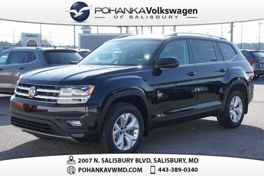 2019_Volkswagen_Atlas_SE w/ Tech 4Motion_ Salisbury MD