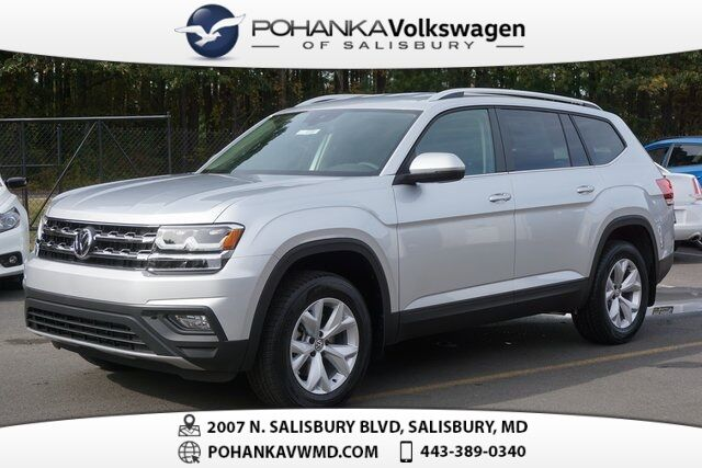 2019 Volkswagen Atlas SE w/ Tech 4Motion Salisbury MD
