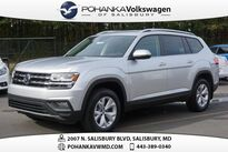 Volkswagen Atlas SE w/ Tech 4Motion 2019