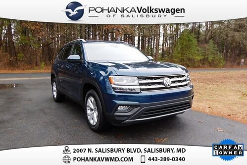 2019_Volkswagen_Atlas_SE w/Technology ** CERTIFIED ** ONE OWNER **_ Salisbury MD