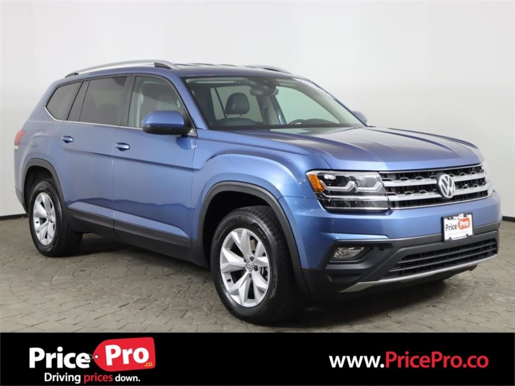 2019 Volkswagen Atlas SE w/Technology 4MOTION w/3rd Row Maumee OH