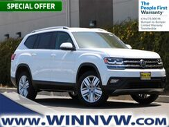 2019_Volkswagen_Atlas_SE w/Technology_ Fremont CA