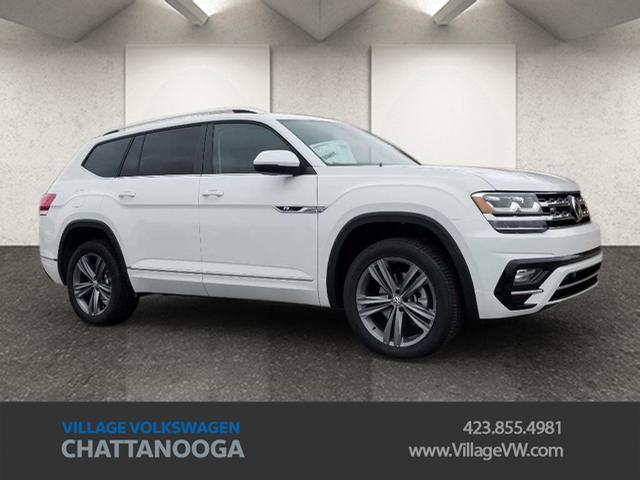 2019 Volkswagen Atlas SE w/Technology R-Line and 4Motion Chattanooga TN
