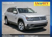 Volkswagen Atlas SE w/Technology R-Line and 4Motion 2019