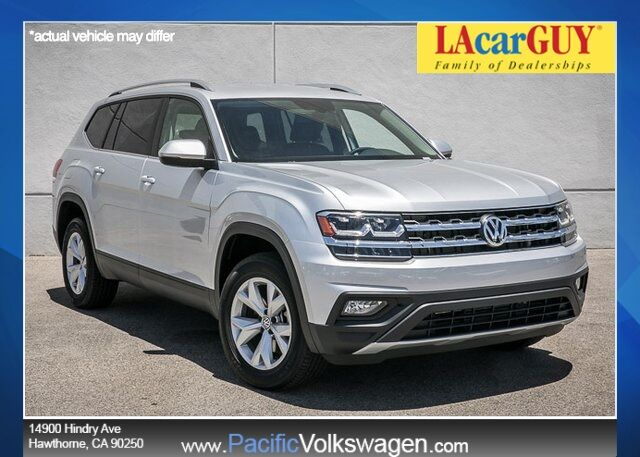 2019 Volkswagen Atlas SE w/Technology R-Line and 4Motion Torrance CA