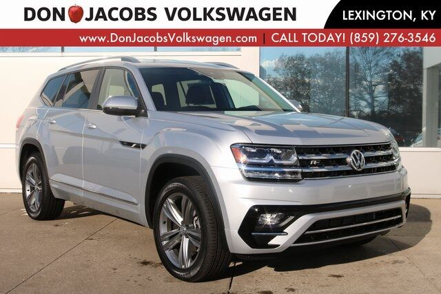 2019 Volkswagen Atlas SE w/Technology R-Line and 4Motion Lexington KY