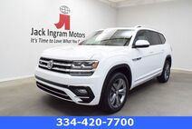 2019 Volkswagen Atlas SE w/Technology R-Line and 4Motion Montgomery AL