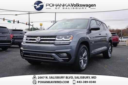 2019_Volkswagen_Atlas_SE w/Technology R-Line and 4Motion_ Salisbury MD