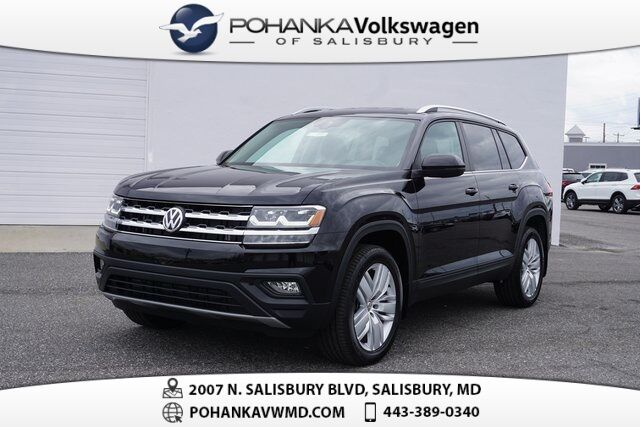 2019 Volkswagen Atlas SE w/Technology Salisbury MD