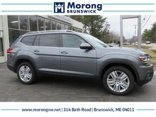 2019_Volkswagen_Atlas_SE w/Technology and 4Motion_ Brunswick ME