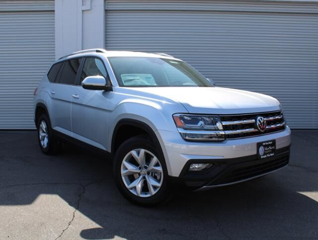 2019 Volkswagen Atlas SE w/Technology and 4Motion City of Industry CA