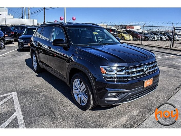 2019 Volkswagen Atlas SE w/Technology and 4Motion El Paso TX
