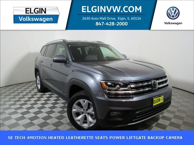 2019 Volkswagen Atlas SE w/Technology and 4Motion Elgin IL