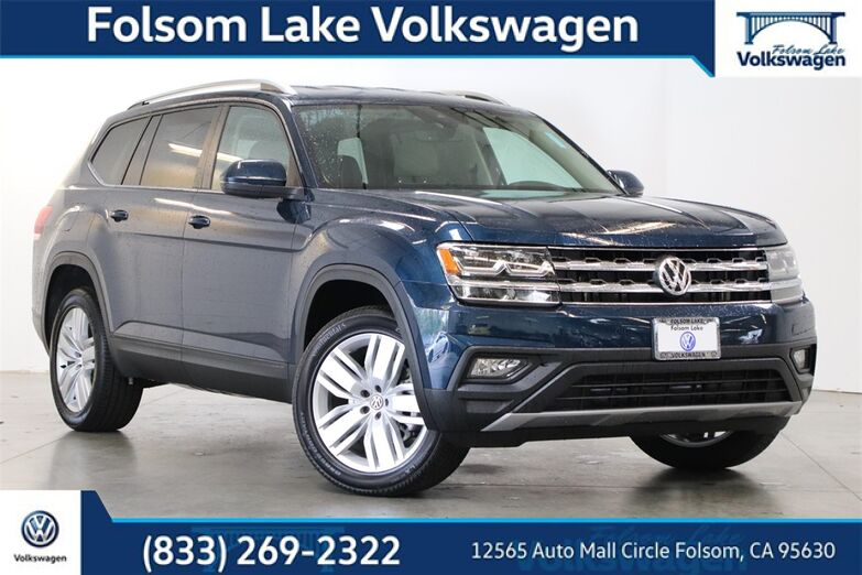 2019 Volkswagen Atlas SE w/Technology and 4Motion Folsom CA