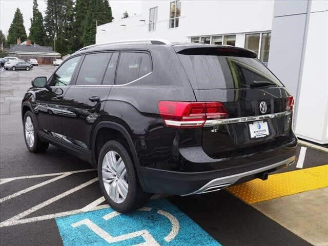 2019 Volkswagen Atlas SE w/Technology and 4Motion Gladstone OR