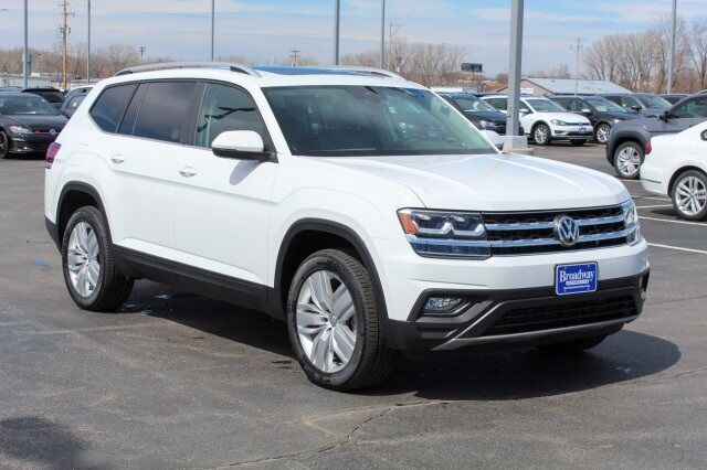 2019 Volkswagen Atlas SE w/Technology and 4Motion Green Bay WI