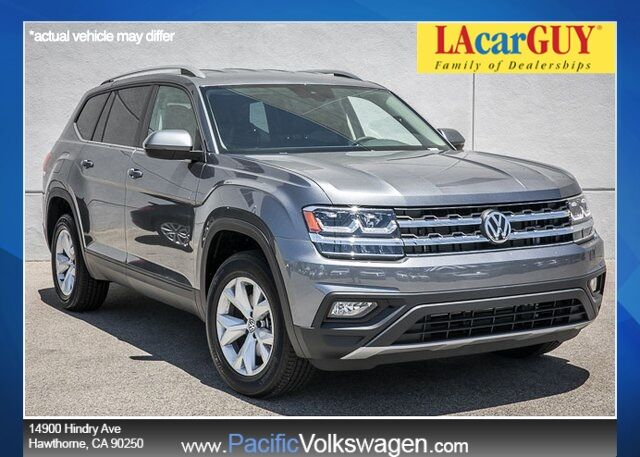 2019_Volkswagen_Atlas_SE w/Technology and 4Motion_ Torrance CA
