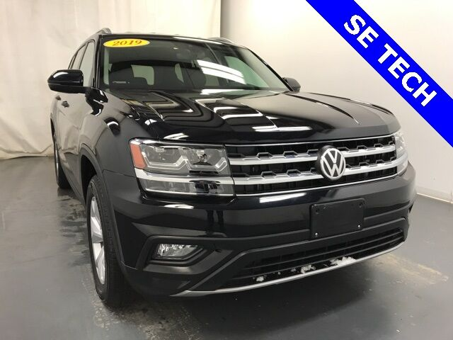 2019 Volkswagen Atlas SE w/Technology and 4Motion Holland MI