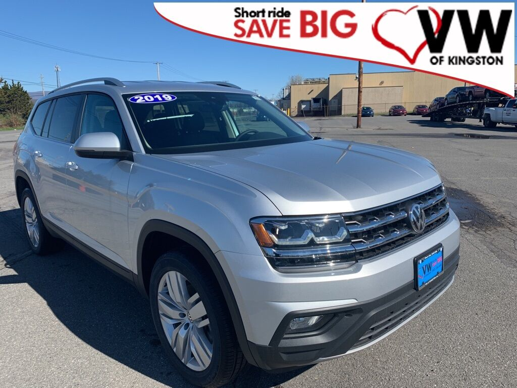 2019_Volkswagen_Atlas_SE w/Technology and 4Motion_ Kingston NY