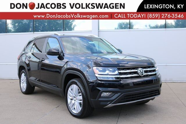 2019 Volkswagen Atlas SE w/Technology and 4Motion Lexington KY