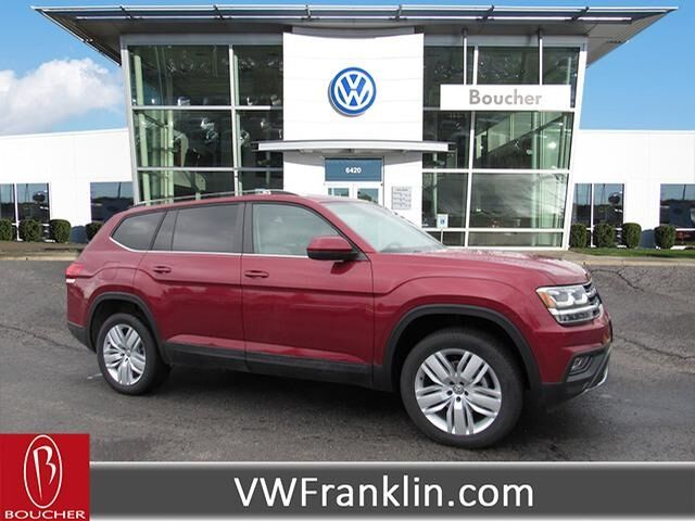 2019 Volkswagen Atlas SE w/Technology and 4Motion Franklin WI