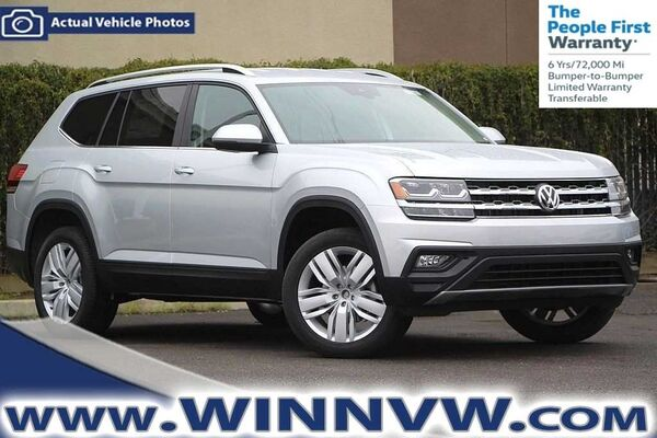 2019 Volkswagen Atlas SE w/Technology and 4Motion Newark CA