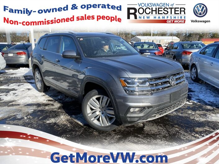 2019 Volkswagen Atlas SE w/Technology and 4Motion Rochester NH