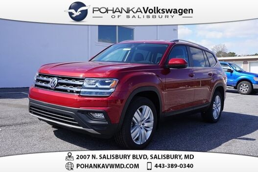 2019_Volkswagen_Atlas_SE w/Technology and 4Motion_ Salisbury MD