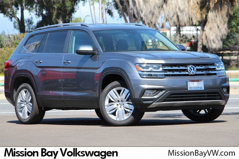 2019 Volkswagen Atlas SE w/Technology and 4Motion San Diego CA