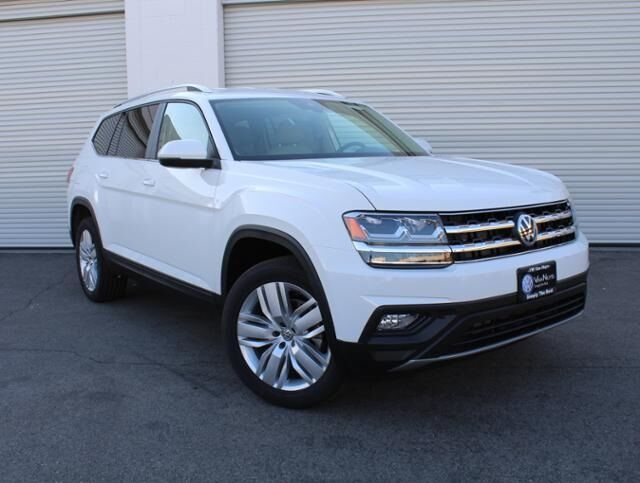 2019 Volkswagen Atlas SE w/Technology and 4Motion Van Nuys CA
