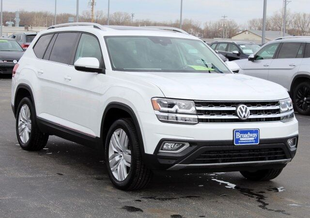 2019 Volkswagen Atlas SEL 4Motion Green Bay WI